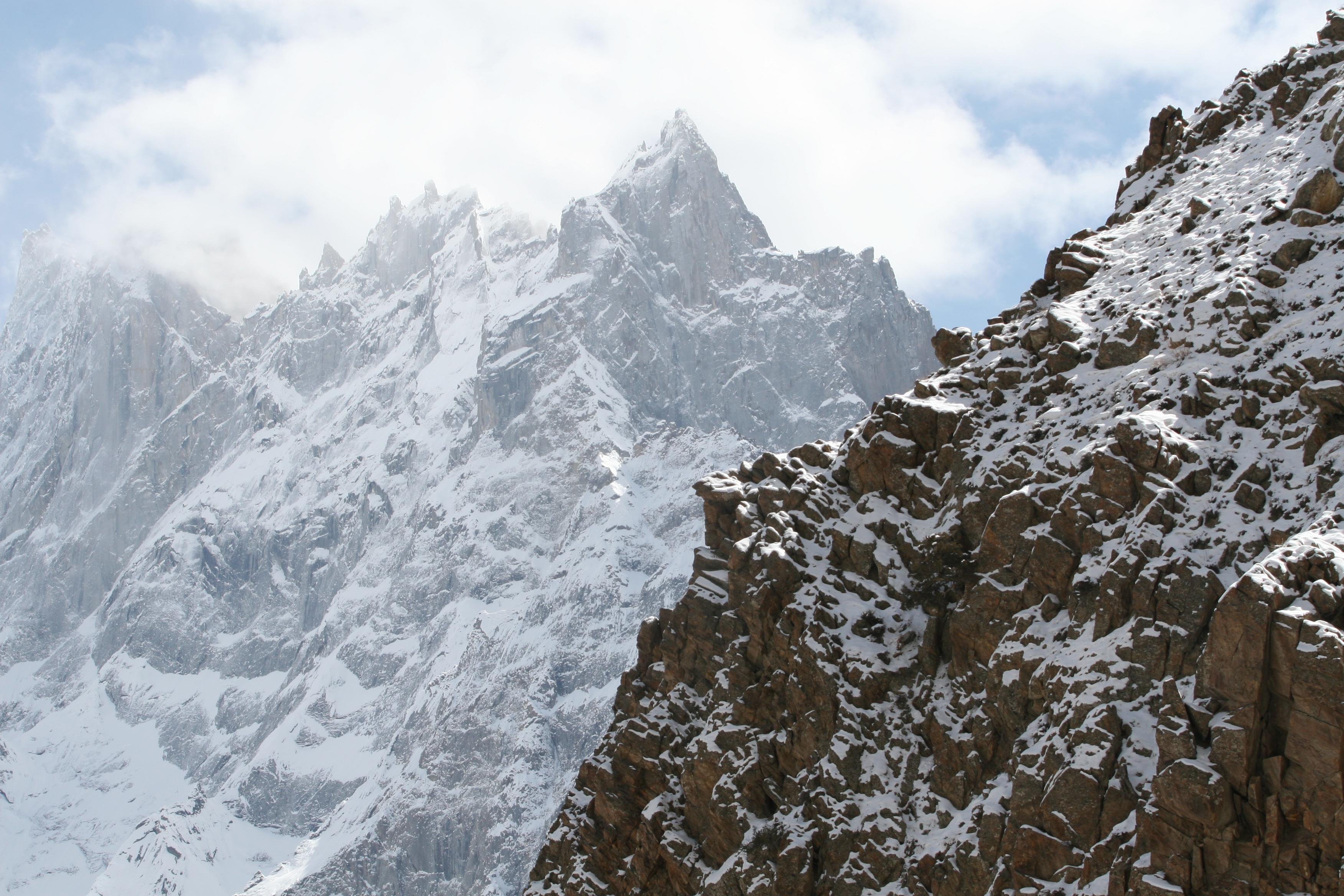 Pakistan, Himalaya 2007