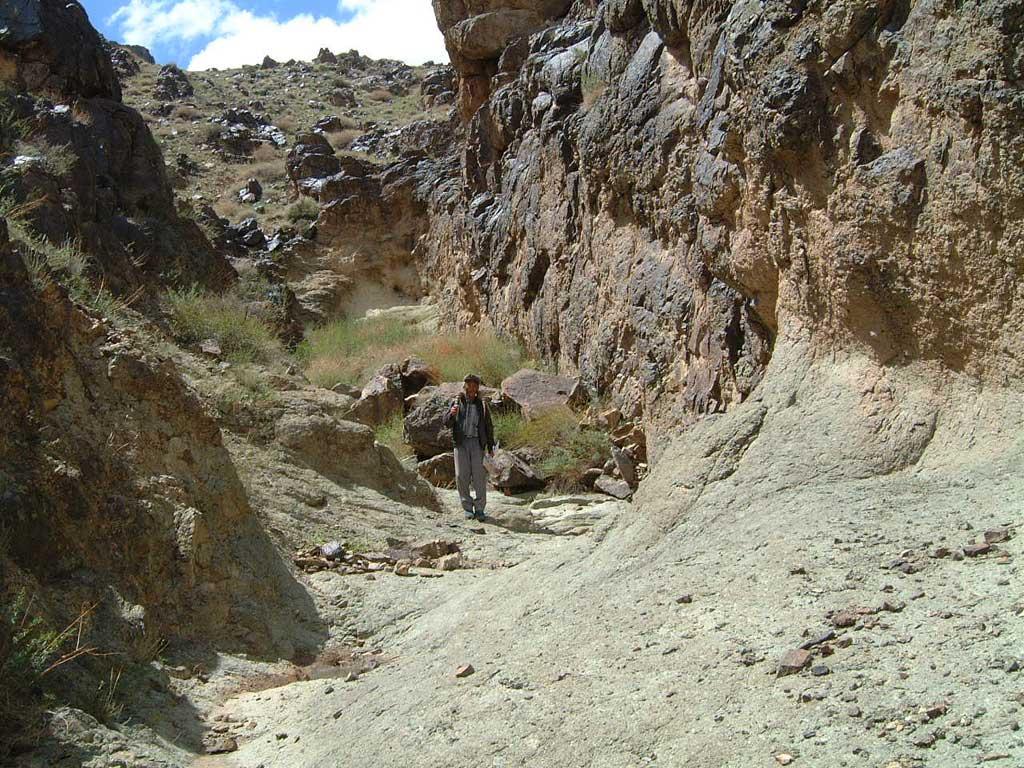 Mongolia Gobi 2003